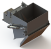 3170200-02 WEIGHT HOPPER WITH CENTRAL LOAD CELL (11800)